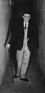 Portrait of Jean-Louis Barrault